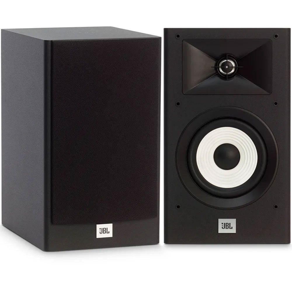 "Caixas Acústicas JBL Stage A130 Bookshelf 5,25"" 225Watts - Preto"