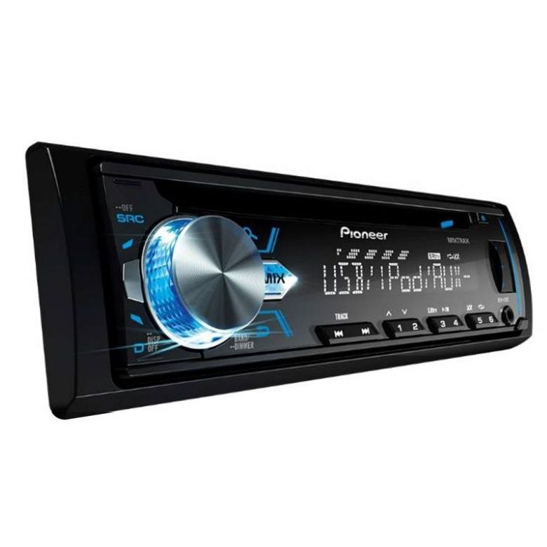 CD Player Pioneer DEH-X1BR USB / AUX / Mixtrax / Flashing Light