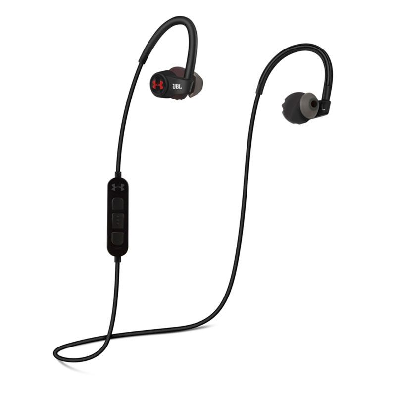 Fone de Ouvido JBL Under Armour Heart Rate - Preto