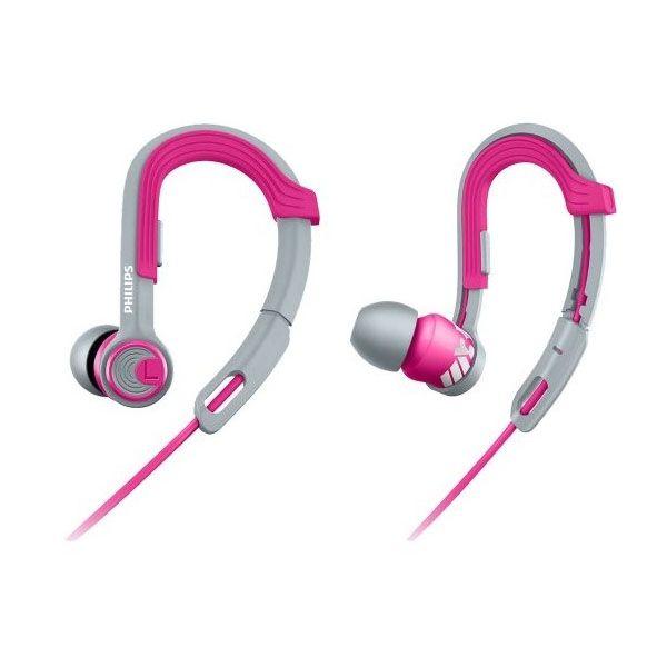 Fone de Ouvido Philips SHQ3300/00 PK ActionFit - Pink