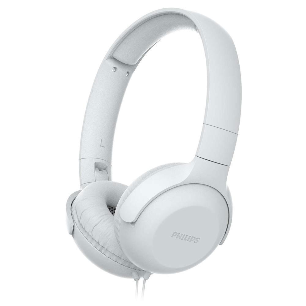 Fone de Ouvido Philips TAUH201WT/00 com Microfone - Branco