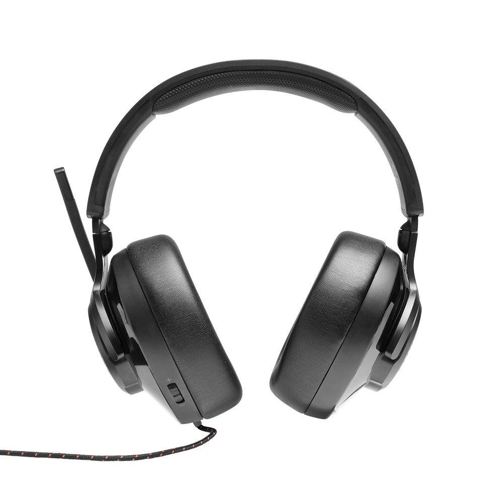 Headset JBL Gamer Quantum 200 Drivers 50mm - Preto