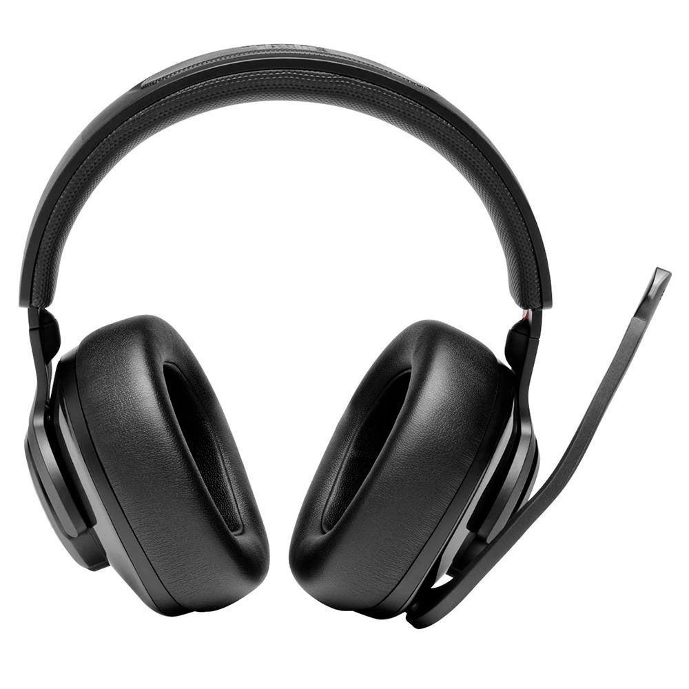 Headset JBL Gamer Quantum 400 RGB Drivers 50mm - Preto