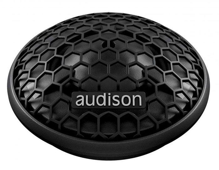 Kit 2 vias Audison APK-165 (6 pols. / 200W RMS)