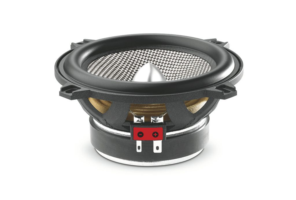 Kit 2 Vias Focal Access 130 AS (5 pols. / 100W RMS)