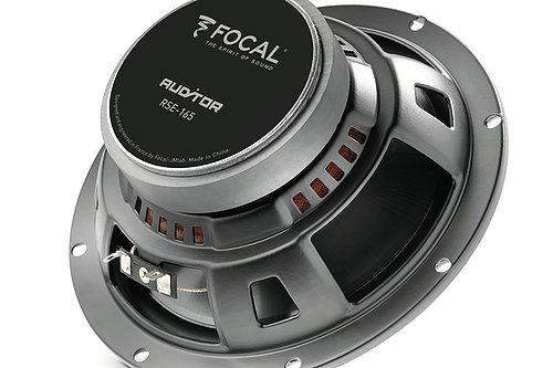 Kit 2 Vias Focal Auditor RSE-165 (6 pols. / 120W RMS)