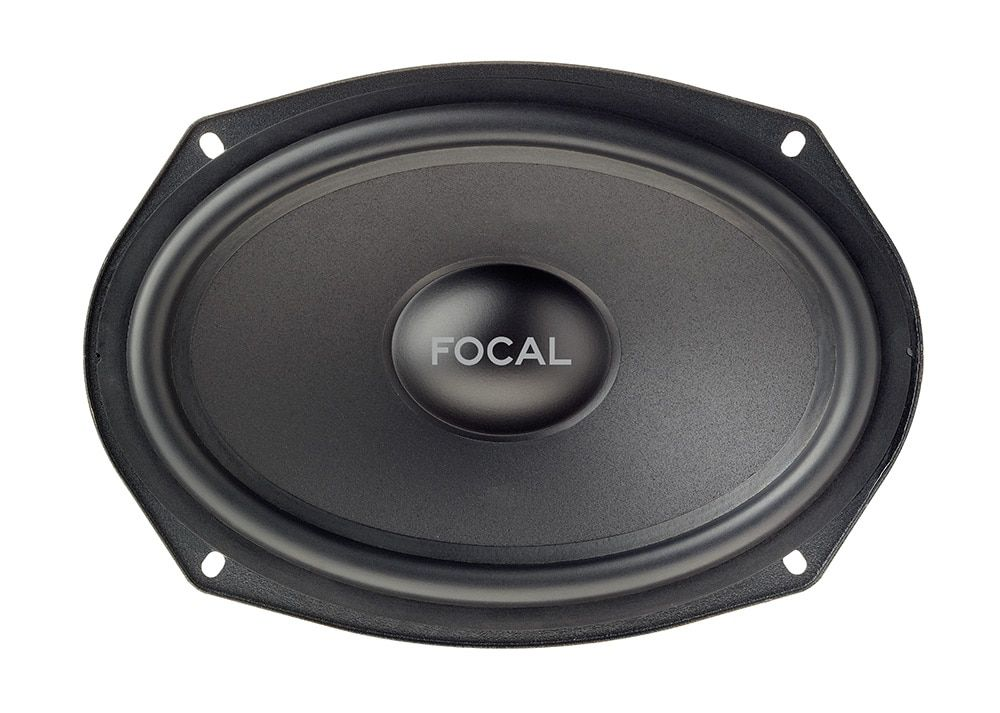 Kit 2 Vias Focal Integration Universal ISU-690 (6x9 pols. / 160W RMS)