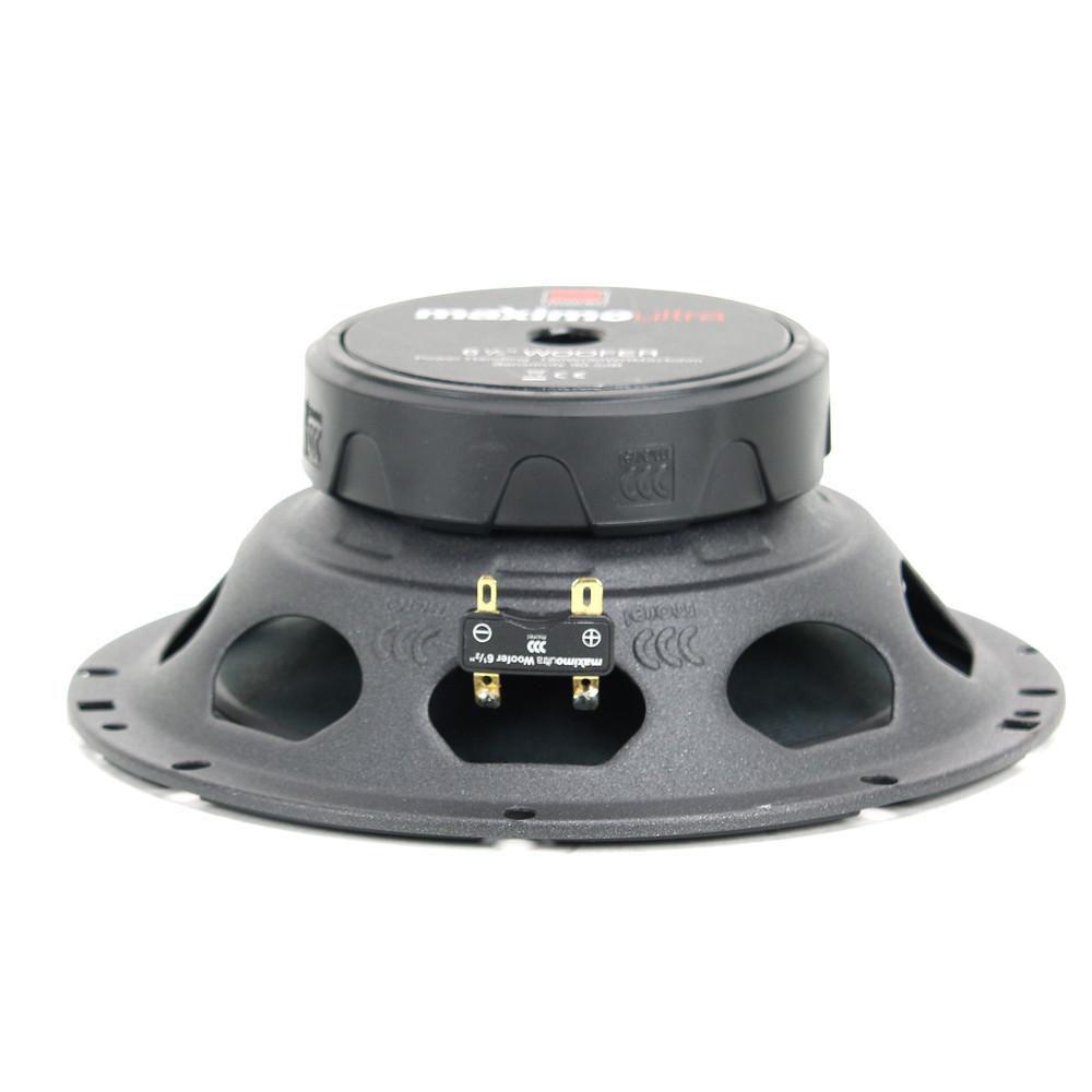Kit 2 Vias Morel Maximo Ultra 602 (6 pols. / 180W RMS)