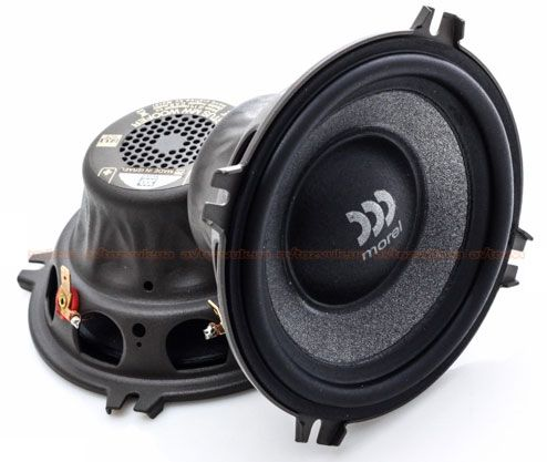Kit 2 Vias Morel Virtus 402 (4 pols. / 200W RMS)