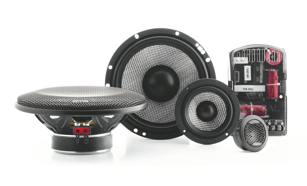 Kit 3 Vias Focal Access 165 AS3 (6 pols. / 160W RMS)