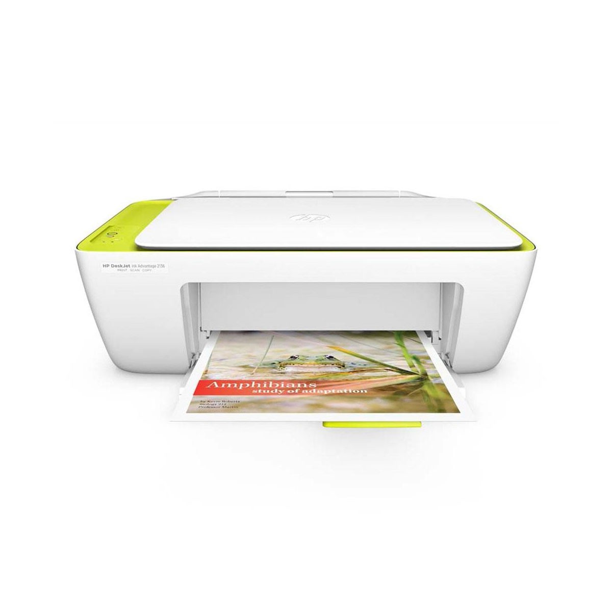 Multifuncional HP Color Deskjet Ink Advantage 2136 - Bivolt