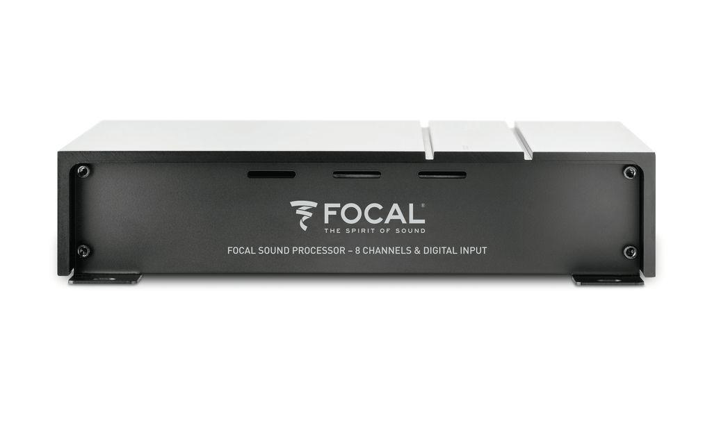 Processador de Áudio Focal FSP-8 - 8 Canais
