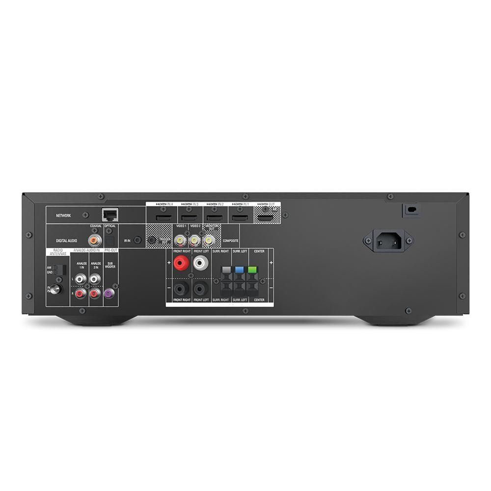 Receiver Harman Kardon AVR-1510s HDMI e ready 3D e 4K