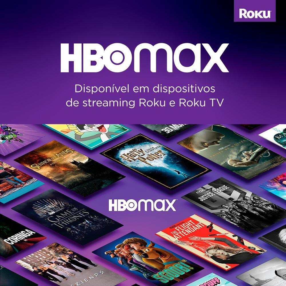 Roku Express Streaming Player, Full HD, Conversor Smart TV com Controle Remoto