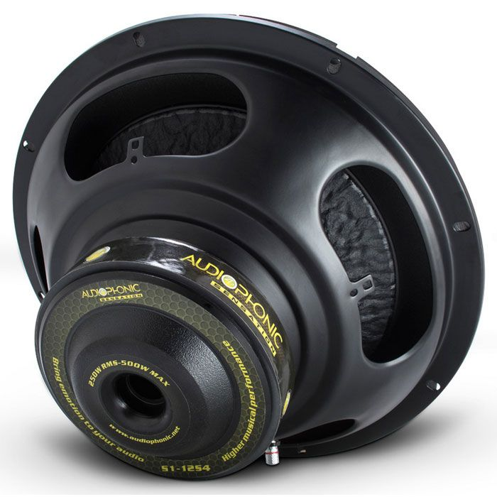 Subwoofer Audiophonic S1-10S2 (10 pols. / 200W RMS)