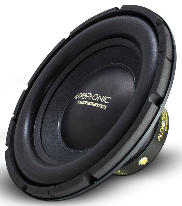 Subwoofer Audiophonic S1-8S4 (8 pols. / 175W RMS)