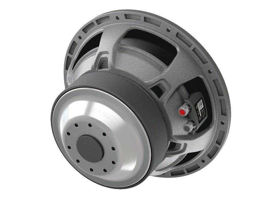 Subwoofer Hertz MP250 D4 (10 pols. / 600W RMS)
