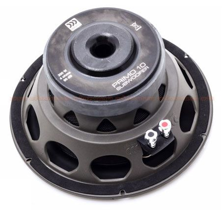 Subwoofer Morel Primo 124 (12 pols. / 350W RMS)