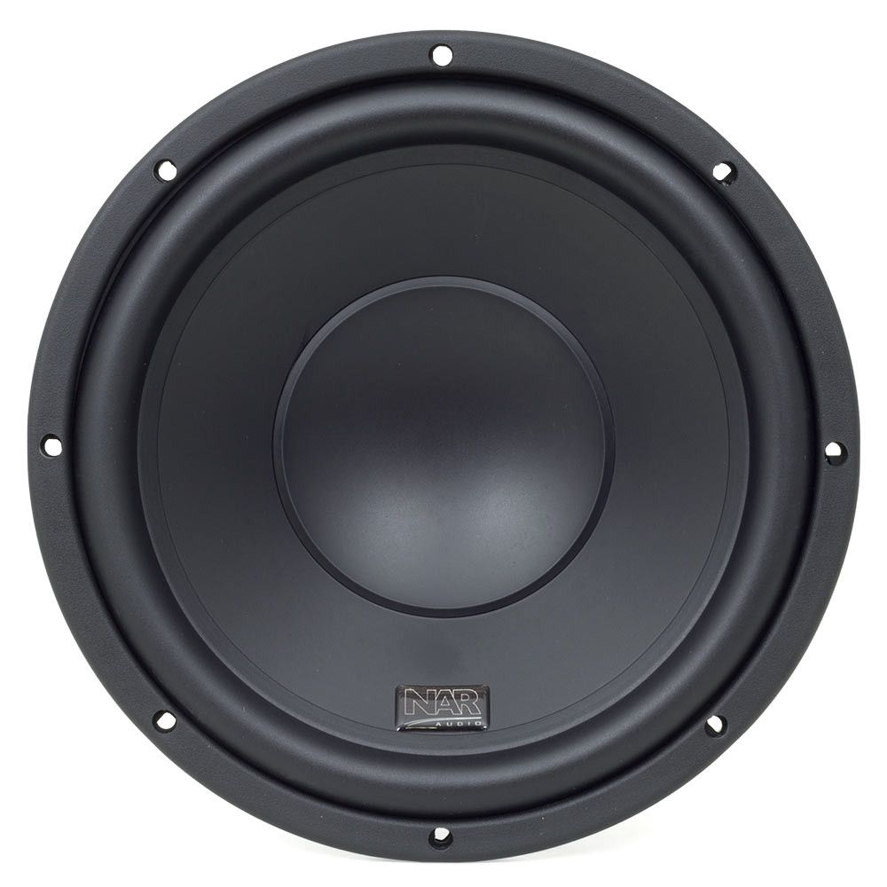 Subwoofer NAR Audio 1022-SW-3 (10 pols. / 400W RMS)