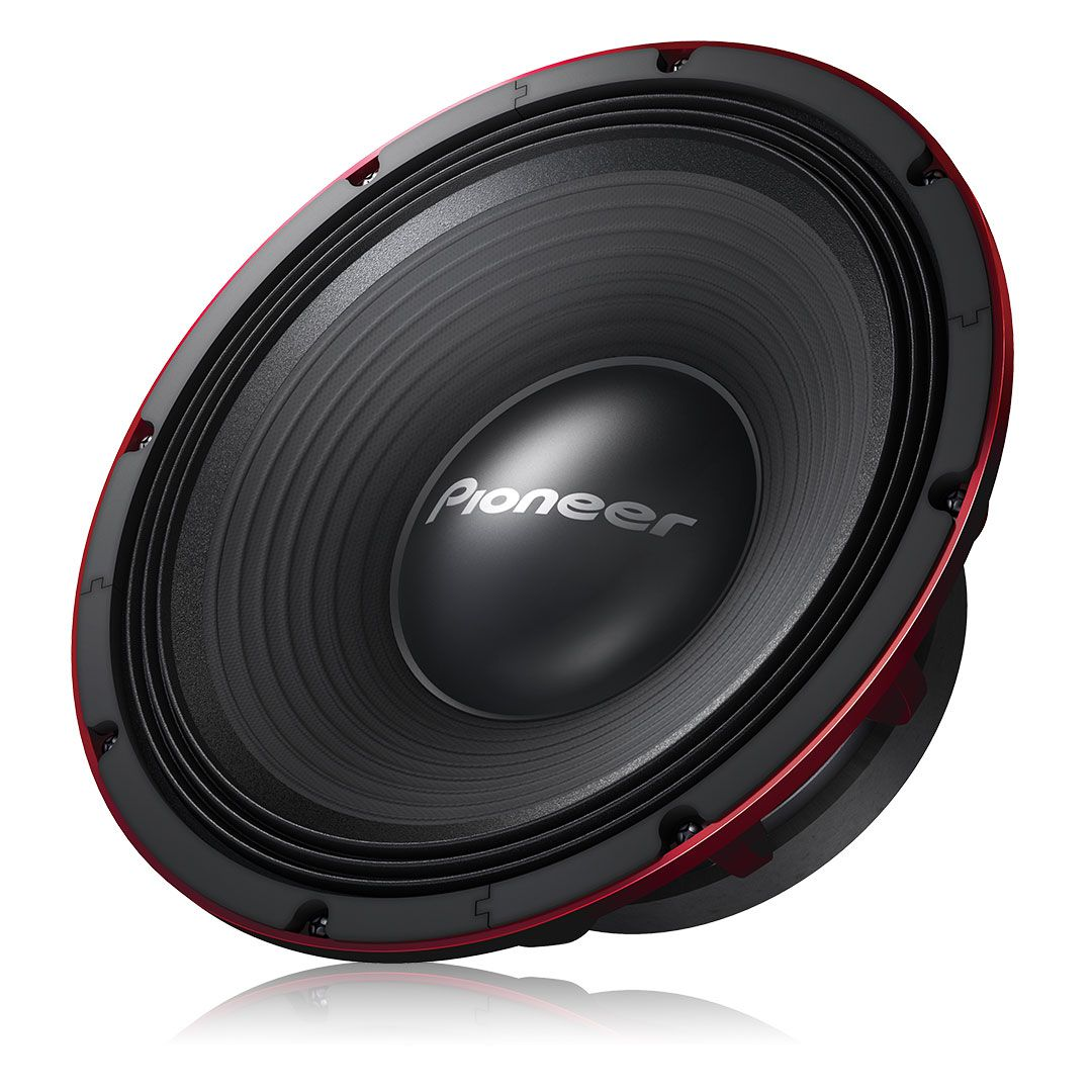 Subwoofer Pioneer TS-W1200PRO (12 pols. / 450W RMS)