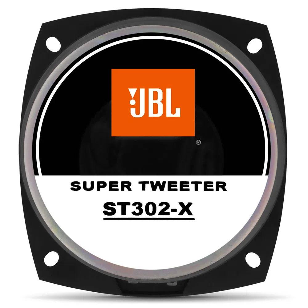 Super Tweeter JBL ST302-X 125W RMS 8 Ohms Diafragma Fenólico