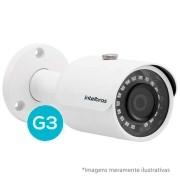 Câmera Bullet Infravermelho Multi HD 4 em 1 Intelbras VHD 3130B G3 HD 720p 2,8mm - HDCVI, HDTVI, AHD, ANALÓGICO