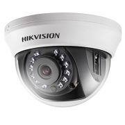 Câmera Dome Infravermelho Hikvision 600 Linhas 2,8mm