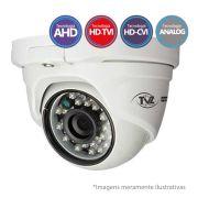 Câmera Dome Infravermelho Flex 4 em 1 TVZ Tecvoz 4DM2 HD 1080p 2.0M -  HDTVI, HDCVI, AHD, CVBS(Analógico)