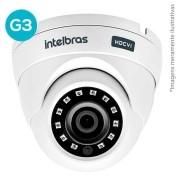 Câmera Intelbras VHD 3220 D G3 Full HD HDCVI com infravermelho