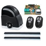 Kit Automatizador Deslizante 1/3 Portão Eletrônico Slider Maxi PLUS Speedy RCG, 127V