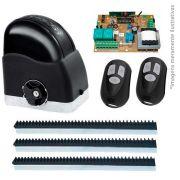 Kit Automatizador Deslizante 1/3 Portão Eletrônico Slider Maxi PLUS Speedy RCG, 220V