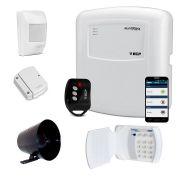 Kit de Alarme Simples  com Teclado Conect Senha RF Sem Fio ECP