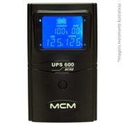 Nobreak MCM UPS Pro 600VA