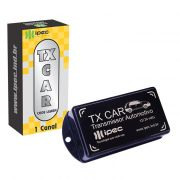 TX CAR Code-learn - 433,9MHZ IPEC 02 Canais
