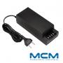 Fonte Estabilizada 12V 10A MCM, Ideal para câmeras de segurança