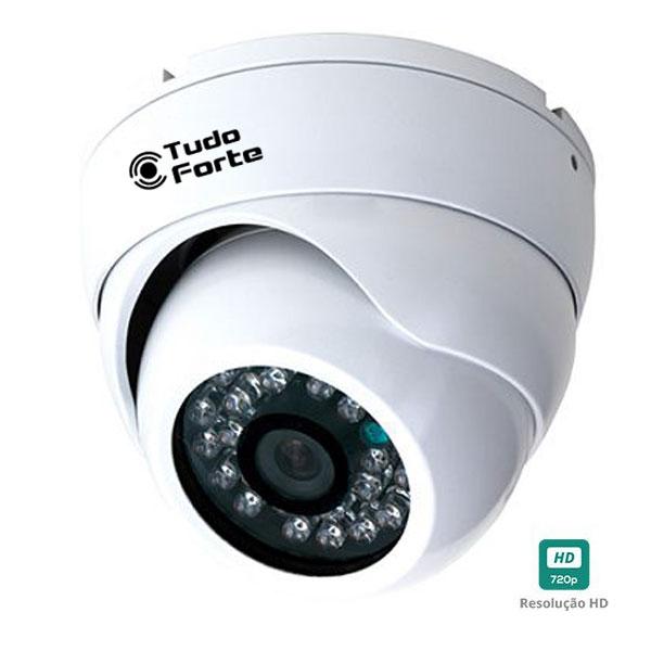 Câmera Dome AHD M Tudo Forte AHD2006 HD 720p 1.0M 3,6mm - Uso interno/ Externo