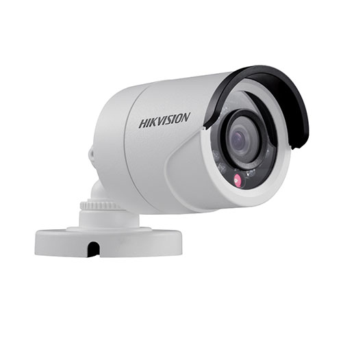 Câmera Bullet Infravermelho HDTVI Turbo HD Hikvision HD 720p 2,8mm