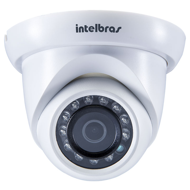 Câmera IP Dome Intelbras VIP S4320 3.0M 2,8mm