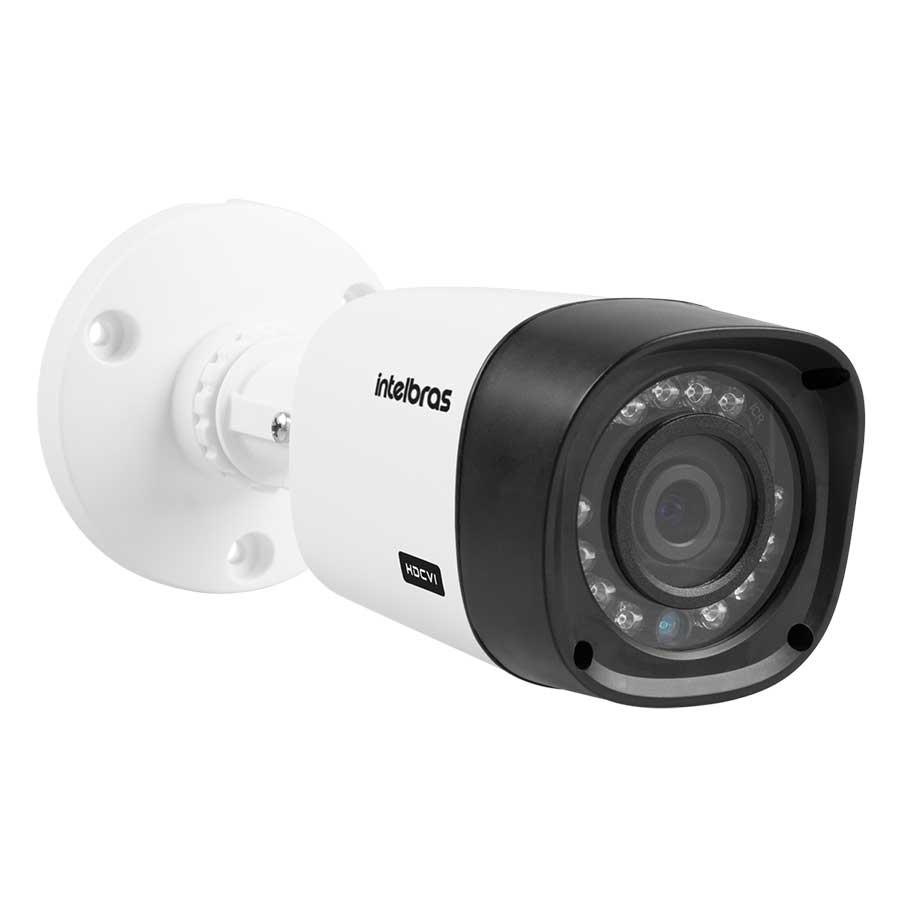Câmera Bullet Infravermelho HDCVI Intelbras VHD 1220 B IR - Full HD