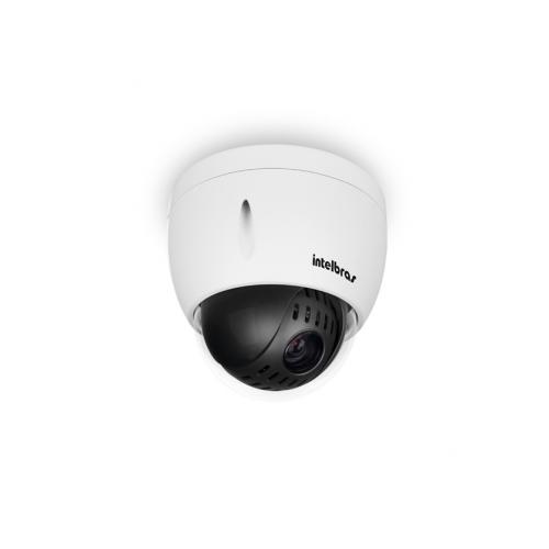 Câmera Speed Dome IP Intelbras VIP E5212 I Full HD 1080p 12X Zoom PTZ
