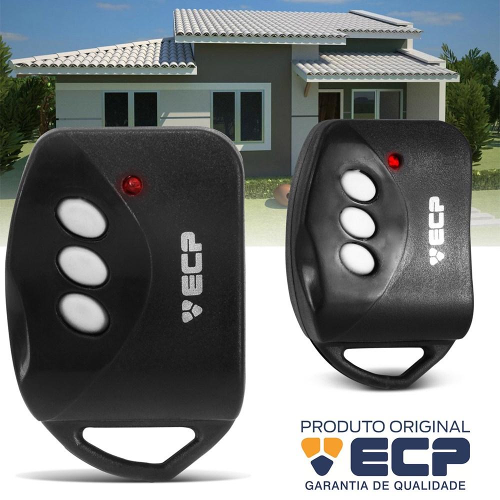 Controle Remoto ECP Key Alarme e Portão Eletrônico