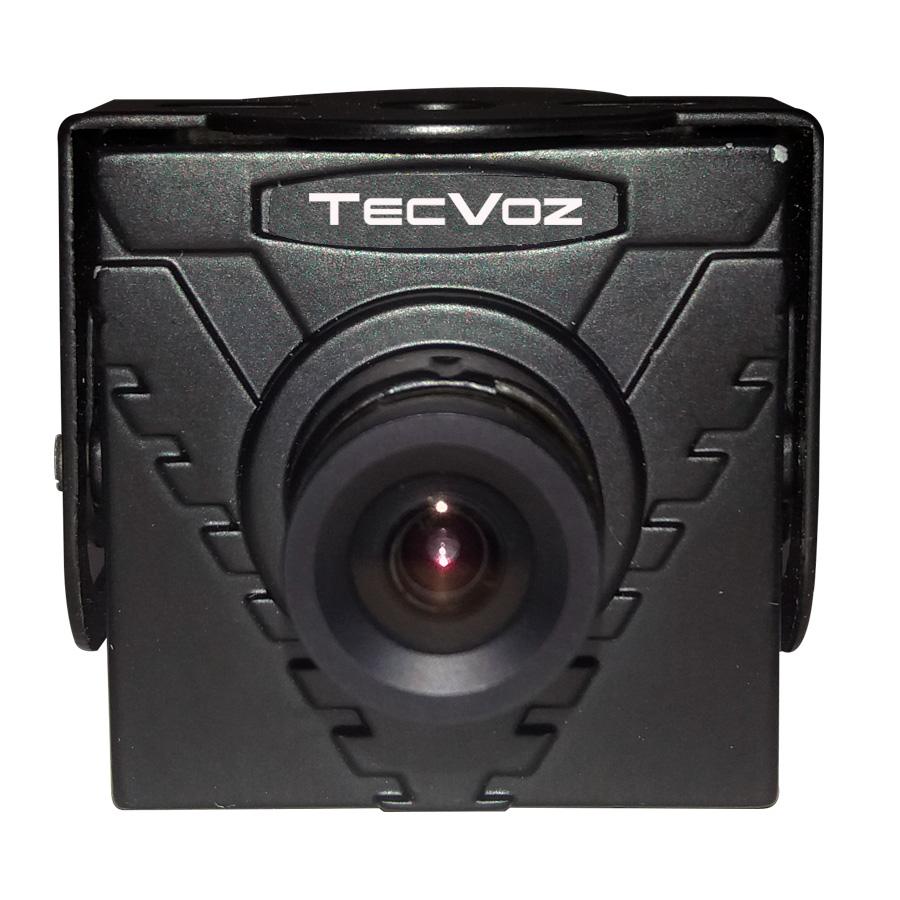 Mini Câmera 1/3 Sony MSC-420FR Day and Night Tecvoz