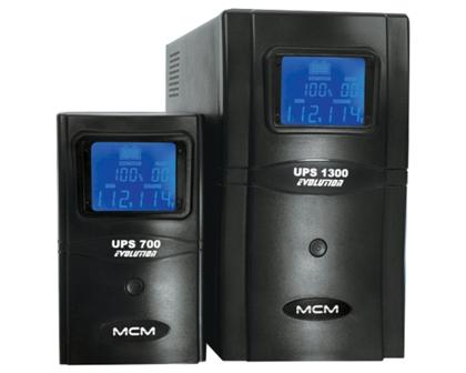 Nobreak MCM Evolution UPS 1300 VA