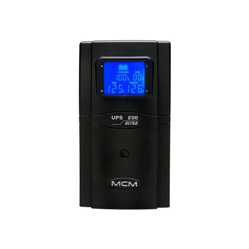 Nobreak MCM UPS 600 - Visor LCD