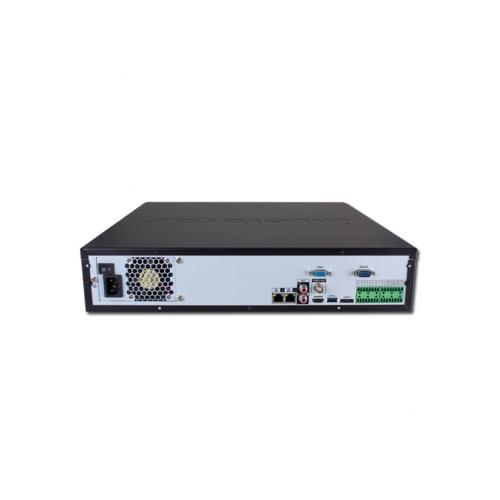 NVR, HVR Stand Alone Intelbras NVD 7032 32 Canais, para Camera IP, OnVif