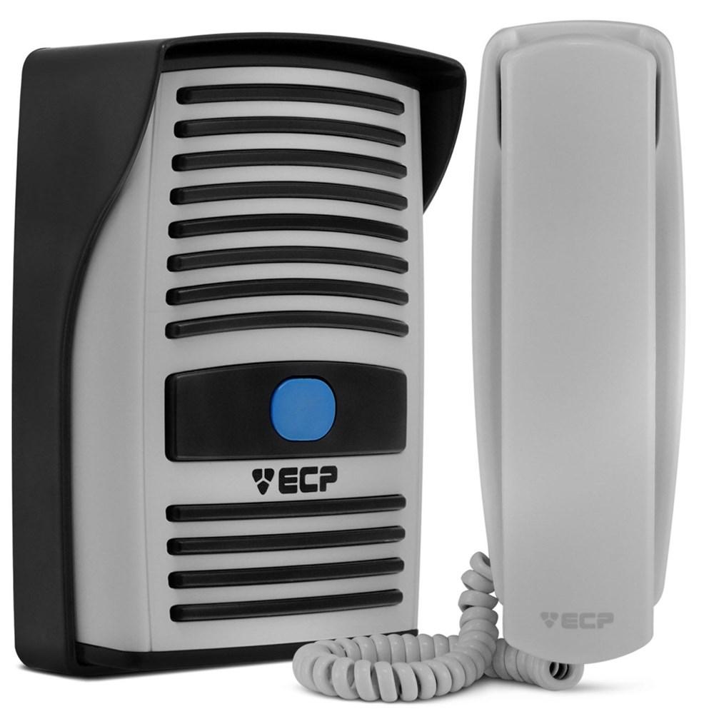 Porteiro Residencial Eletrônico ECP Intervox F106376