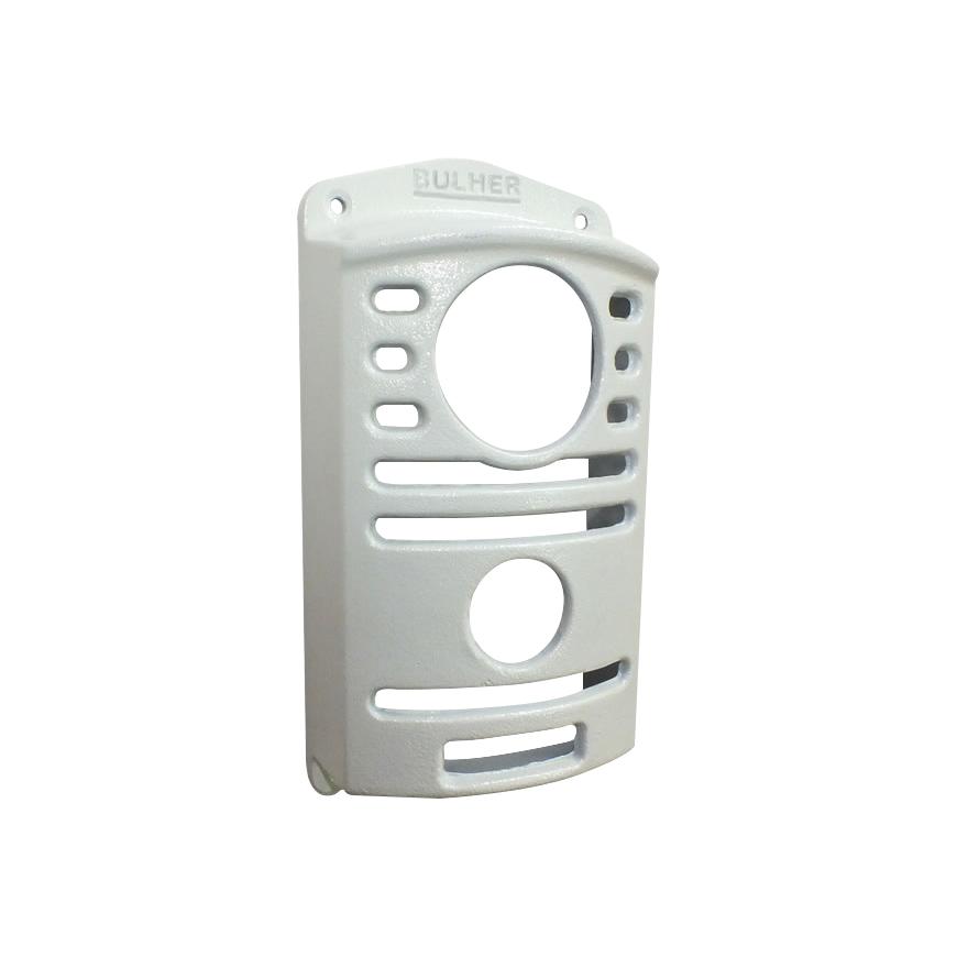 Protetor Anti-Vandalismo Interfone e Video Porteiro Intelbras IPR 8000 e IV 7000 - Branco