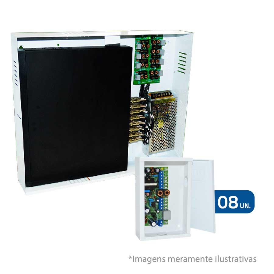 Rack Orion HD 9000 PVT DUPLEX Vertical 16 Canais – Onix Security