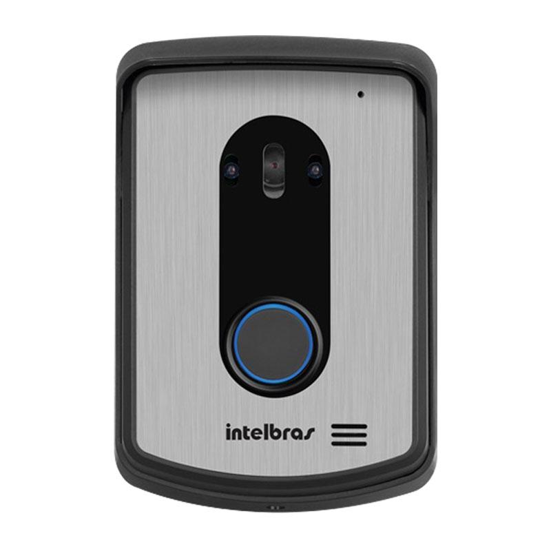 Vídeo Porteiro Colorido IV 4010 HS Intelbras c/ Função Siga-me e Câmera Ajustável