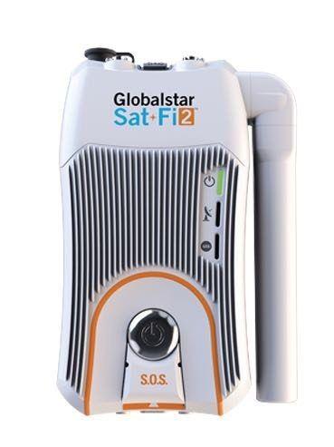 Modem Via Satélite Hotspot Sat-fi 2 Globalstar